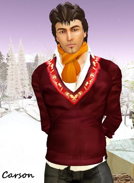 Sartoria - KLAUS II Sweater