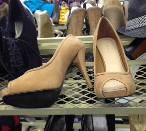 Nine West shoes, Goodwill
