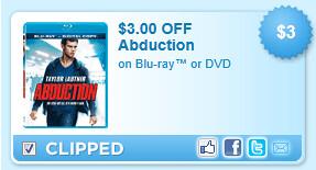On Blu-ray Or Dvd Coupon