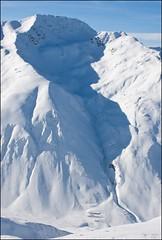 arctic ocean(0.0), mountain range(0.0), glacier(0.0), iceberg(0.0), mountain(1.0), winter(1.0), snow(1.0), glacial landform(1.0), ice cap(1.0), polar ice cap(1.0), ice(1.0), sea ice(1.0), freezing(1.0),