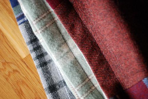 Pendleton blanket