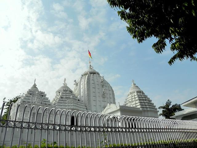 Jagannath Temple, Green Park