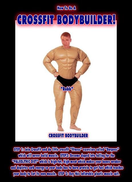 Crossfit Diet Build Muscle