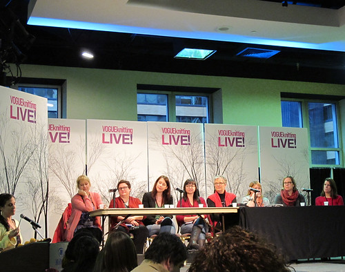 Knitting Career Panel