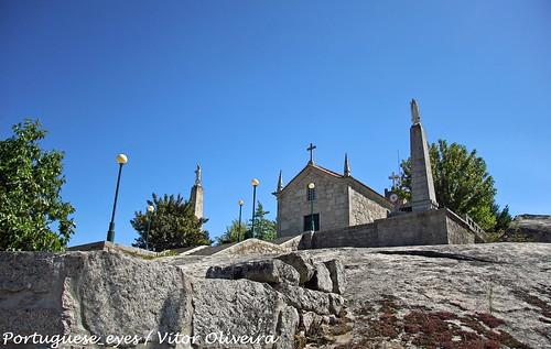 Capela da Senhora da Guia - Caria - Portugal