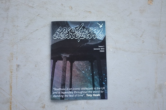 Southsea Skatepark Magazine - ISSUE 1