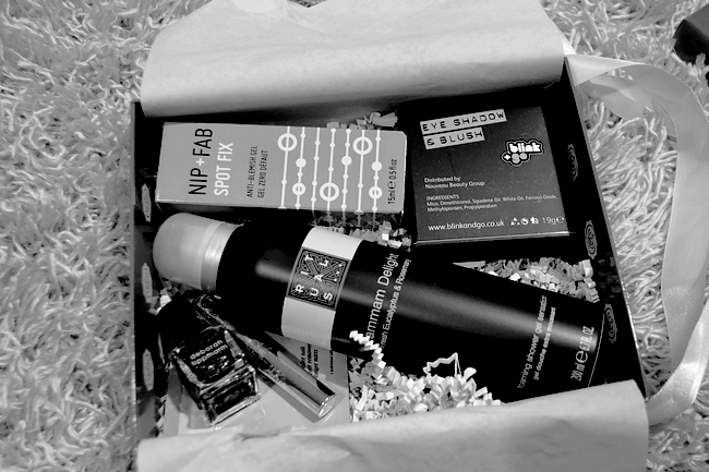 daisybutter - UK Style Blog: review, beauty, glossybox december 2011, rituals, hammam delight