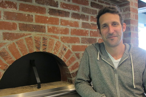 Tar & Roses: Chef Andrew Kirschner at the Pizza Oven