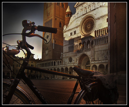 Cremona, bicycles