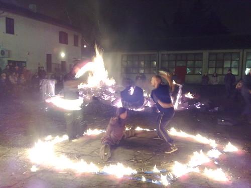 Lo spettacolo del fuoco by durishti