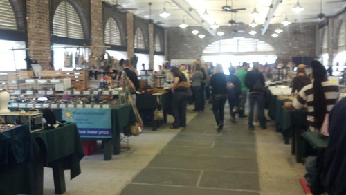Inside Charleston  City Market