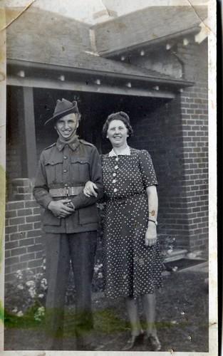 1942 Brian Cameron & Edith Cameron