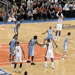 Carmelo With A Jumper