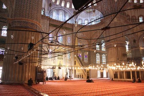 Sultan Ahmet Camii - Blue Mosque, İstanbul - Türkiye