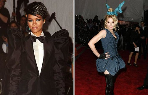 Rihanna-y-Madonna