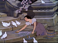 Inspired by: Snow White Wishing Well