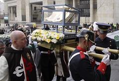 Reliquia del Beato Juan Pablo II