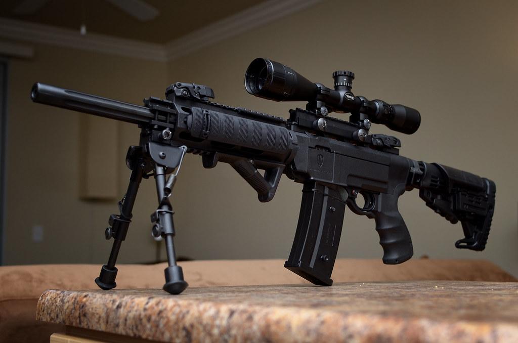 my 10 22 tacticool build updated w nordic ar22 kit calguns net