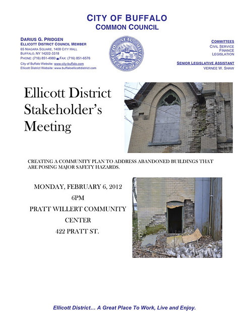 community meeting flyer 2612