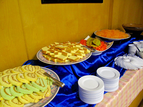 IMG_1733 Dessert corner, 甜品角落