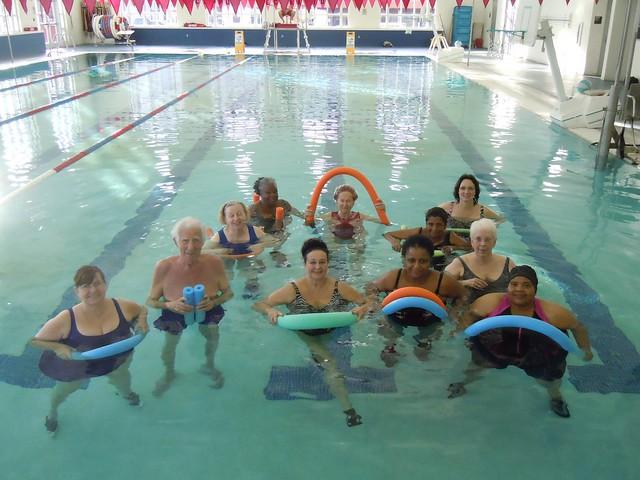 LIR Water Aerobics Class