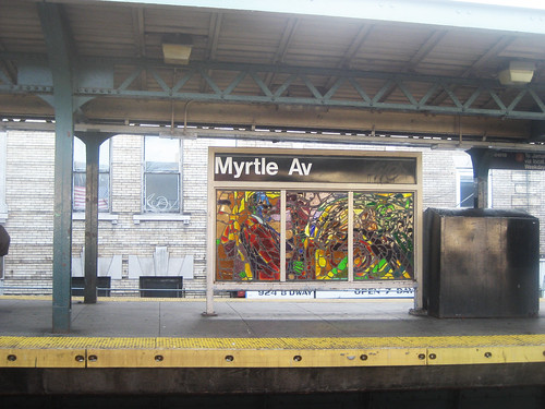 Myrtle Ave