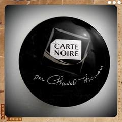 Chantal Thomass pour Carte Noire