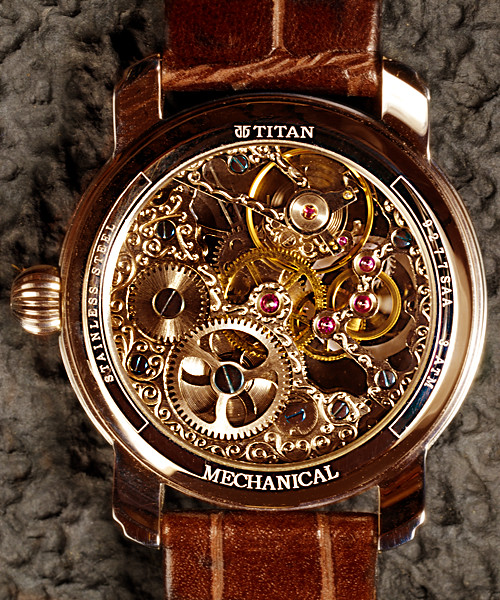 Titan Mechanical Watches Price