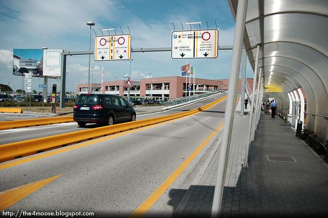 QR 962 - Marco Polo International Airport