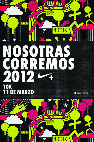 NOSOTRAS CORREMOS 2012