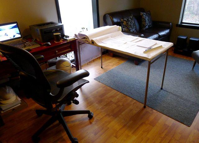 Stephen's Desk