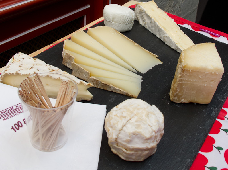 Cheese Connoisseur: Two and a Half Days in Culinary Paris