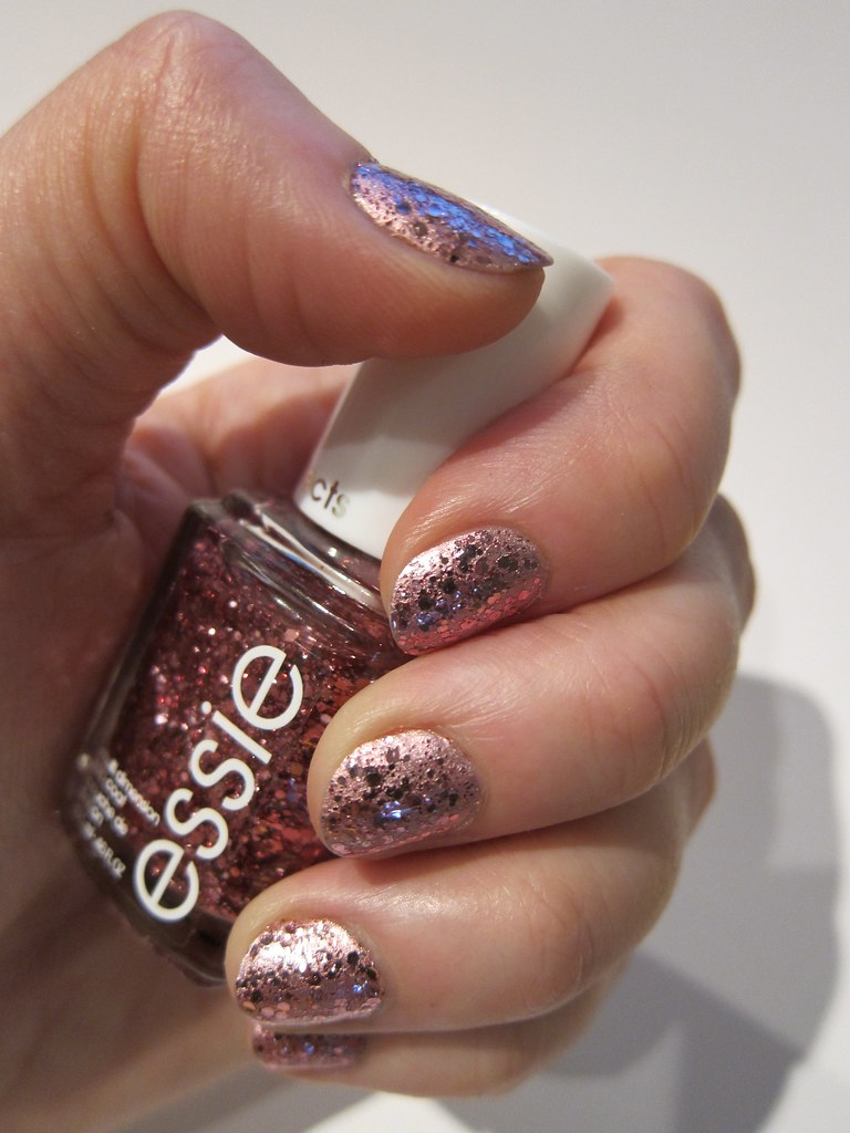 Pink Glitter Nails, Part One Billion