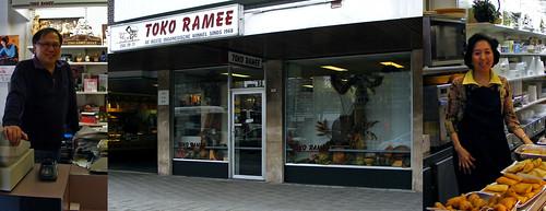 Toko Ramee in Delft