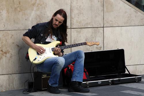Sologitarrist