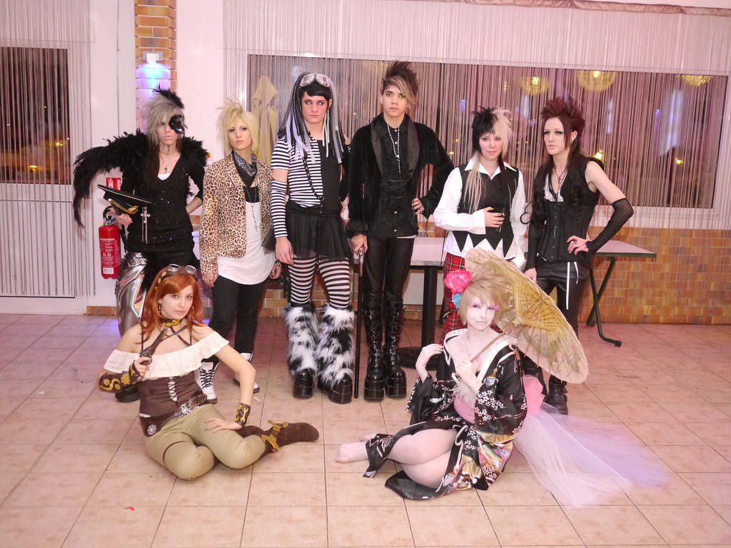 related image - Aoi Sora Party - Ambiance - 2012-01-28- P1320577