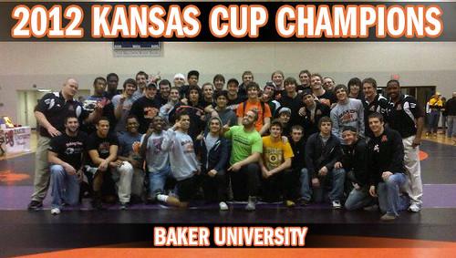 Kansas Cup Champions