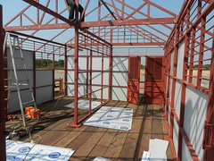 Building the Cambodian Floating Health Clinic
