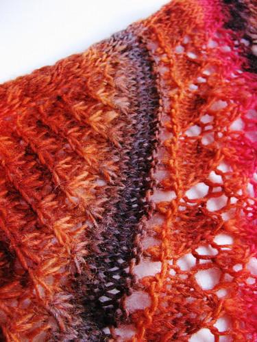 vickevira mystery shawl