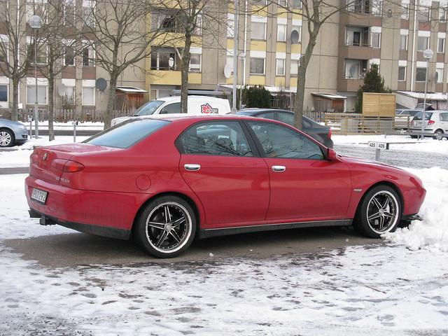 Alfa Romeo 166 3.0 V6