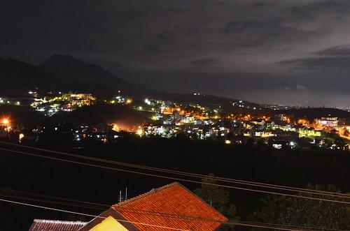 Panorama Dago Malam
