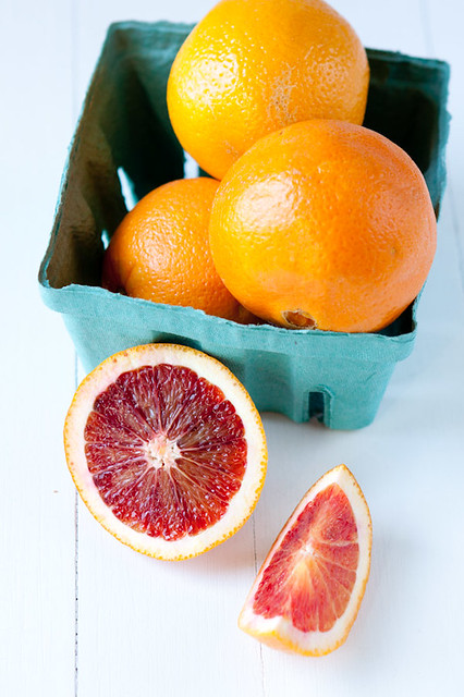 Blood Oranges