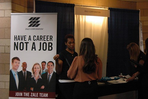 Spring 2012 Retailing Career Fair