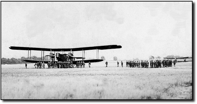 WW1/6. Handley-Page.