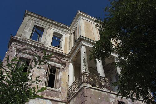 Burhaniye day 2 (Ayvalik): old house (2)