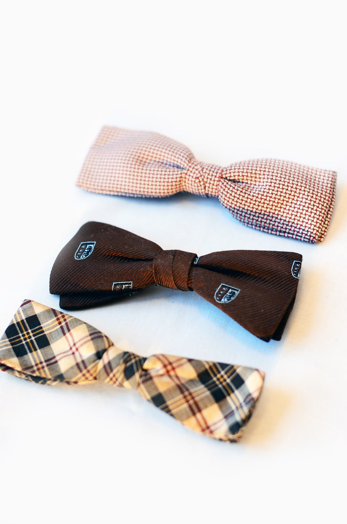 Men's Vintage Bow Ties