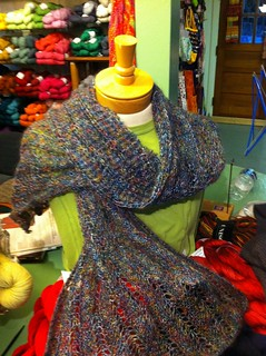 Sweet thing shawl
