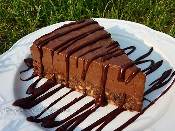 No Bake Chocolate Mousse Cake | Flickr - Photo Sharing!