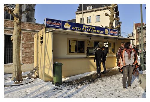 PATRIMOINE BRUXELLOIS