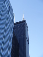 Willis tower in Chicago
